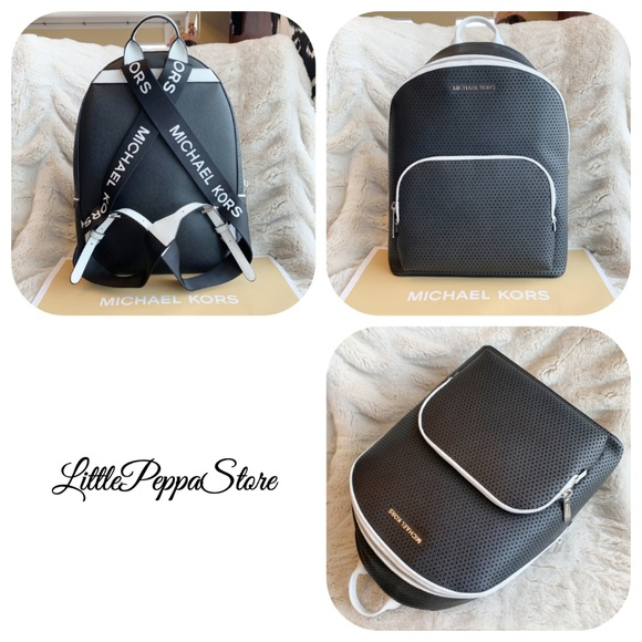 0de60792a Michael Kors Bags   Lacey Sport Black Backpack   Poshmark
